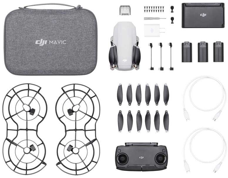 Mavic Mini Fly More Combo